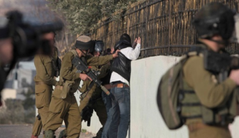 الاحتلال الإسرائيلي يعتقل 16 فلسطينيا بالضفة الغربية