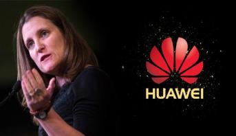 """وزيرة خارجية كندا تثني على ثقة مؤسس شركة """"هواوي"""" الصينية بالقضاء الكندي"""