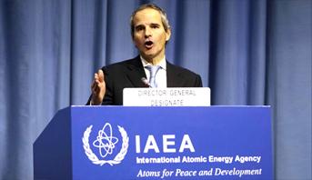 """وكالة الطاقة الذرية """"تدق ناقوس الخطر"""" حول البرنامج النووي الإيراني وتطلب منها """"توضيحات"""""""