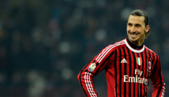 AC Milan: Ibrahimovic blessé à l'entraînement
