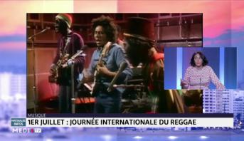 Musique : 1er juillet, journée internationale du reggae