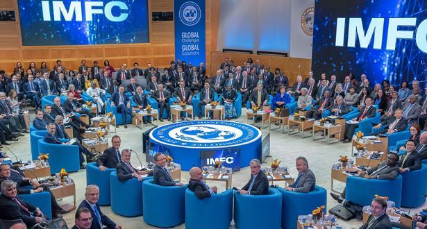 إقامة نظام تجاري دولي قوي من شأنه دعم النمو العالمي