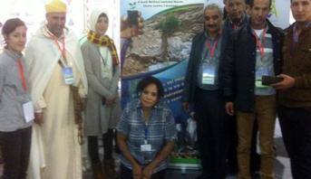 """""""أخيام"""" تعرض استراتيجيتها لمواجهة مشكل انجراف التربة المهدد لمنطقة إملشيل"""