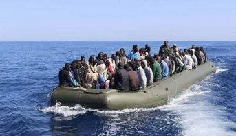 انتشال جثث 58 مهاجرا غير شرعي وانقاذ 95 آخرين جراء غرق قاربهم قبالة الشواطئ الموريتانية