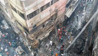 Bangladesh: au moins 56 morts dans un incendie à Dacca