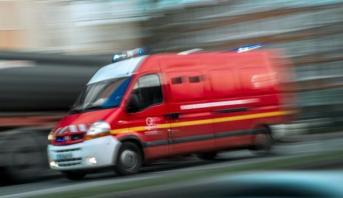 France:  violent incendie dans un immeuble en banlieue parisienne, des victimes