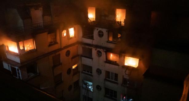 Incendie meurtrier d'un immeuble à Paris: une Marocaine parmi les morts