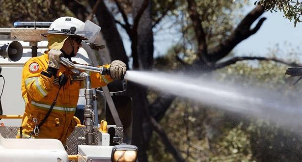 Australie: les pompiers parviennent à contenir les feux près de Perth