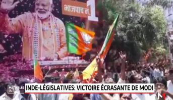 Inde: une victoire historique pour les nationalistes hindous