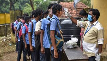 الهند ثالث دولة في العالم من حيث عدد الإصابات بكوفيد-19