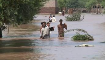 ارتفاع حصيلة ضحايا فيضانات الهند إلى 324 شخصا