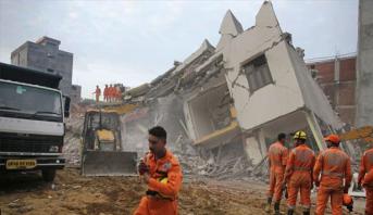 الهند .. مقتل 20 شخصا إثر إنهيارات أرضية