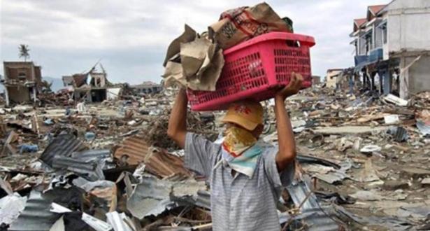 ارتفاع حصيلة ضحايا الزلزال في إندونيسيا إلى 319 قتيلا