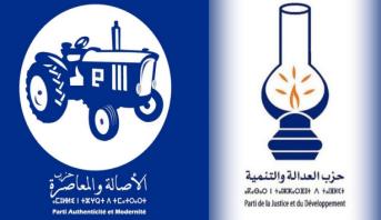 الأصالة والمعاصرة والعدالة والتنمية يفوزان بالمقاعد الثلاثة المخصصة للدائرة الانتخابية الرحامنة بجهة مراكش أسفي