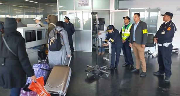 المغاربة العالقون بالخارج .. وصول حوالي 600 شخص عائدين من دول مختلفة إلى مطار أكادير- المسيرة