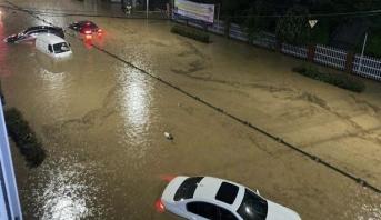 Corée du Sud: au moins 30 morts dans des inondations et des glissements de terrain