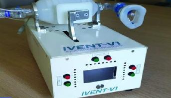 Tests cliniques du ventilateur artificiel marocain iVENT