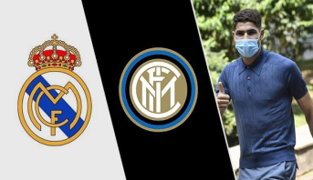 Achraf Hakimi quitte le Real Madrid pour l'Inter Milan