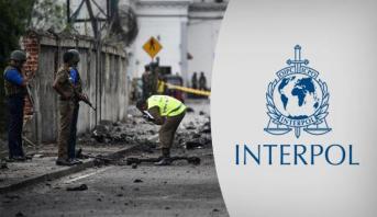 الأنتربول: توقيف وتسليم مشتبه به رئيسي في هجمات سريلانكا الدامية