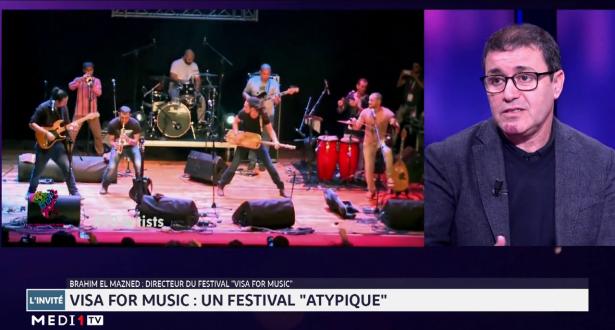 Entretien avec le fondateur et directeur du Festival Visa For Music de Rabat, Brahim El Mazned