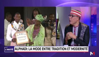 Invité : Alphadi, fondateur du FIMA, vitrine de la mode africaine