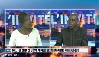 Mali : le chef de l'Etat appelle les terroristes au dialogue