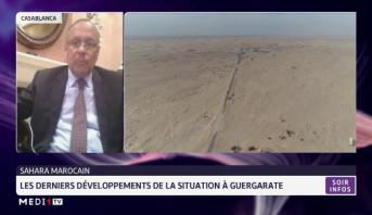 Guergarate: retour sur les derniers développements de la situation avec Abdellatif Komat, doyen de la faculté des sciences juridiques, économiques et