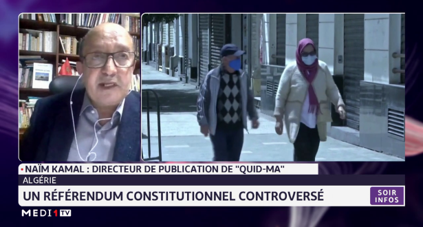 Le point sur un référendum constitutionnel controversé en Algérie avec Naïm Kamal