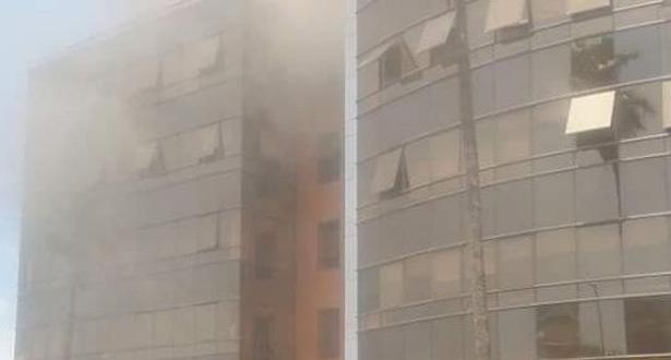 Casablanca: incendie au siège Inwi