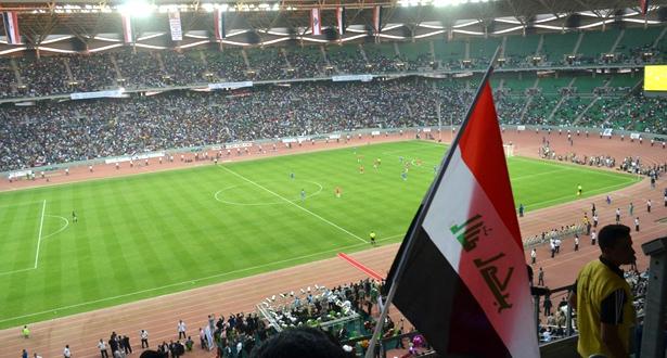 """الجمهور العراقي يتنفس الصعداء بعد قرار """"الفيفا"""""""