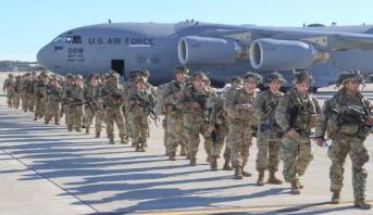 Les Etats-Unis réduisent de 5.200 à 3.000 leurs effectifs militaires en Irak