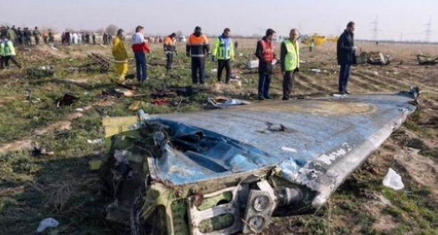 إيران سترسل الصندوقين الأسودين لطائرة بوينغ الأوكرانية إلى فرنسا