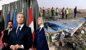 """وزير الخارجية الكندي: """"العالم ينتظر أجوبة"""" حول إسقاط الطائرة الأوكرانية في إيران"""
