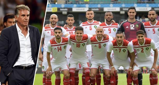 مدرب إيران يجد صعوبة في تحليل مستوى المنتخب المغربي
