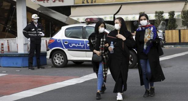 3574 إصابة جديدة بكوفيد-19 في إيران في عدد قياسي منذ بدء الوباء