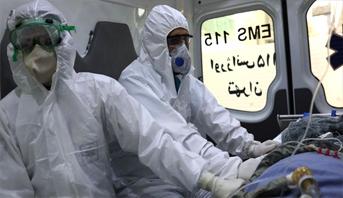 حصيلة قياسية جديدة .. 221 وفاة بكوفيد-19 في إيران خلال 24 ساعة