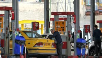 إيران تقنن توزيع البنزين وترفع أسعاره