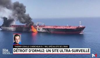 Attaques contre des pétroliers: Iran pointé du doigt