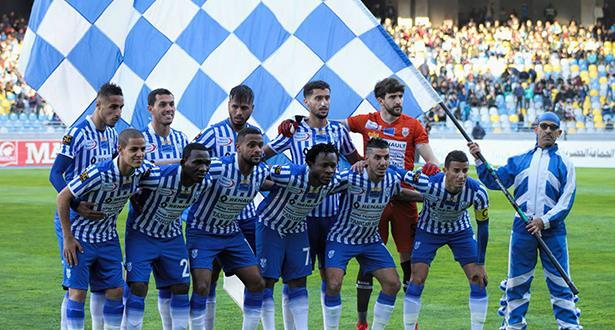 Botola Maroc Télécom D1 : l'Ittihad de Tanger s'impose face au Mouloudia d'Oujda (3-2)