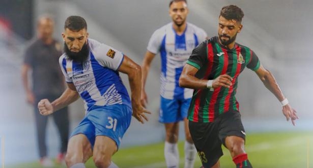 Botola Pro D1: l'Ittihad de Tanger et l'AS FAR se quittent sur un nul (1-1)