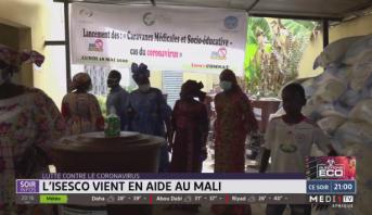 Lutte contre le coronavirus: l'ISESCO vient en aide au Mali