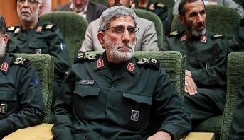 إيران تعين إسماعيل قآني خلفا للجنرال سليماني