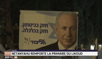 Israël: Netanyahu remporte la primaire du Likoud