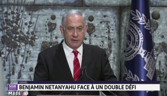 Benjamin Netanyahu face à un double défi