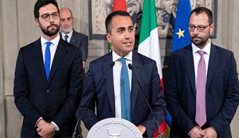 الحكومة الإيطالية الجديدة تؤدي اليمين الدستورية