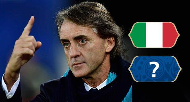مانشيني: لم أر سوى منتخبا وحيدا أفضل من إيطاليا بالمونديال
