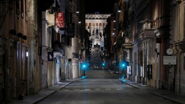 Italie : Hausse des infractions aux règles de confinement