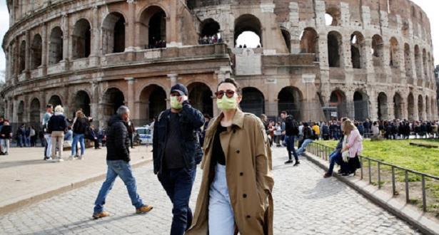 Coronavirus: Rome et sa région face à un record de nouveaux cas