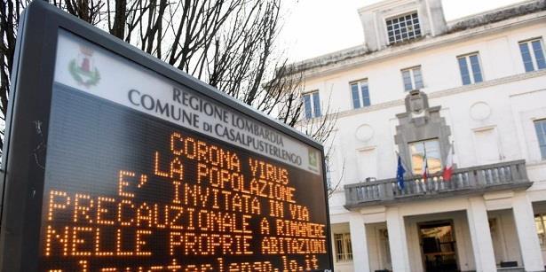 """إيطاليا .. إغلاق 11 بلدة إثر ارتفاع عدد المصابين بفيروس""""كورونا"""""""