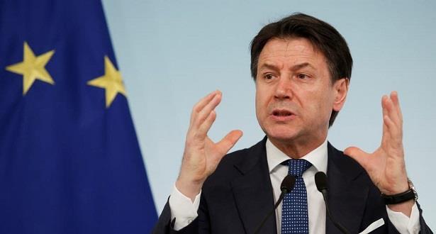 """كونتي يعتبر أنه على الاتحاد الأوروبي أن يكون أكثر """"وحدة وشجاعة"""" في مواجهة كورونا"""